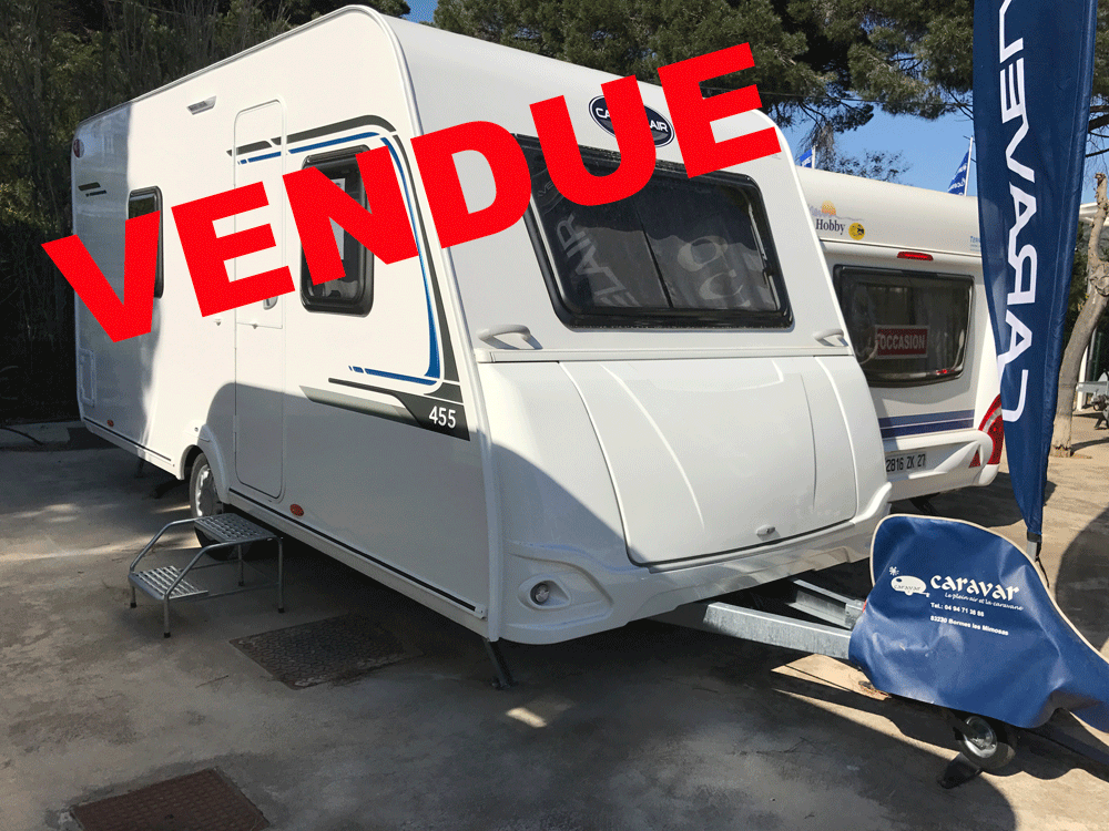 CARAVELAIR ANTARES STYLE 455
