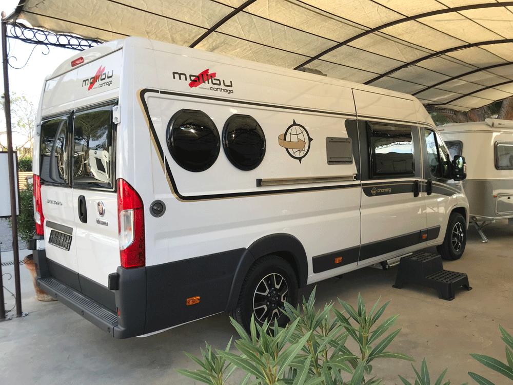 Van/Fourgon MALIBU 640 LE «charming»