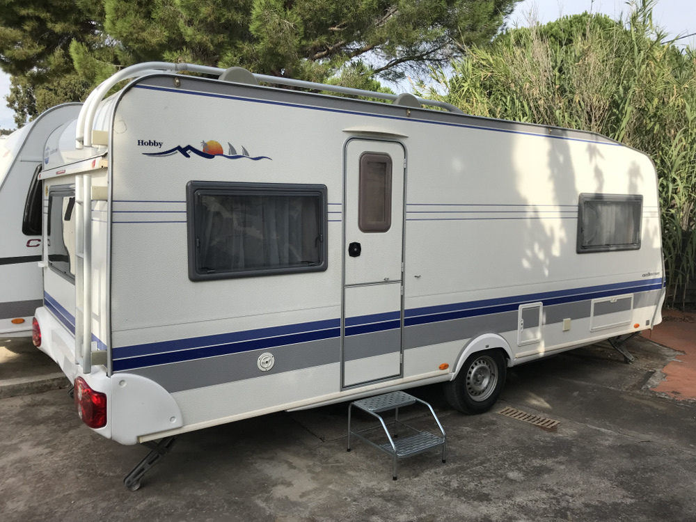HOBBY EXCELLENT 560 -lits jumeaux-