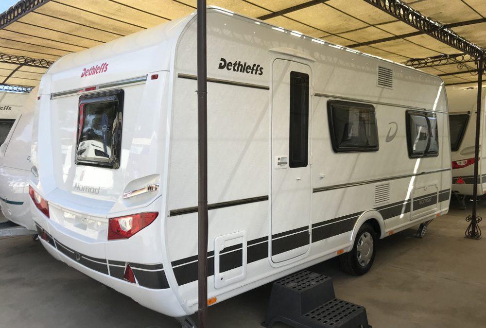 DETHLEFFS NOMAD 490 EST