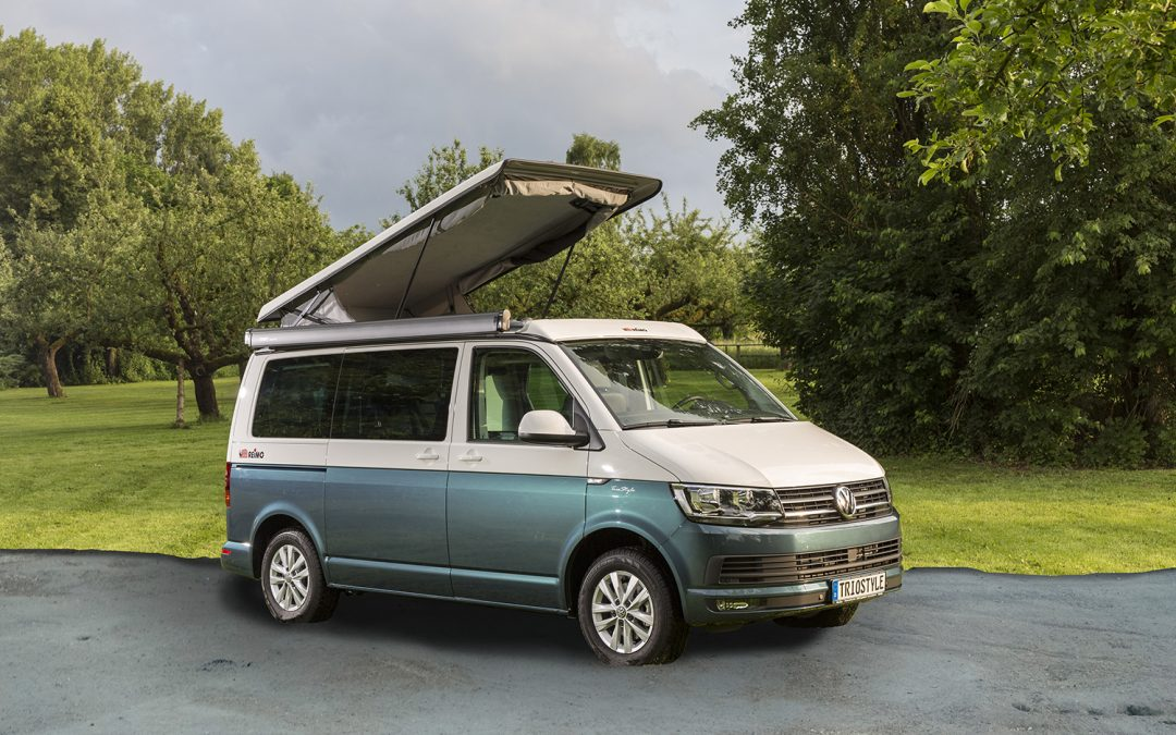 ECO CAMPERS TRIOSTYLE GRIS ASCOT DSG7